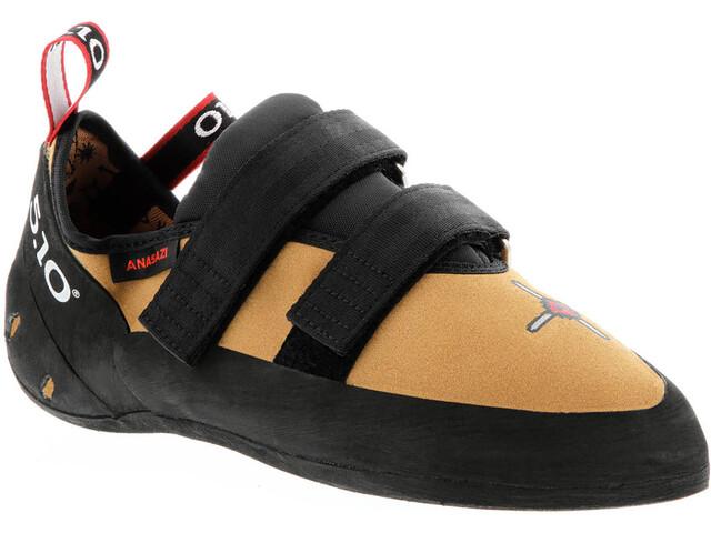 Five Ten Anasazi VCS Climbing Shoes Golden Tan